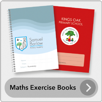 Maths Exercise Books